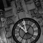 Chicago Board of Trade Clock